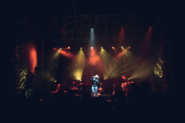 koncert gwiazdy na evencie