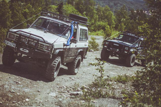off-road, integracja ekstremalna